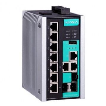 Moxa EDS-510E-3GTXSFP